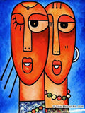 "Elisha Ongere  |  Kenya  |  ""Two Beauties 1""  