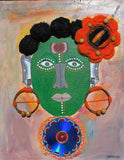"Gathinja  -  ""Uso 17""  -  True African Art.com"