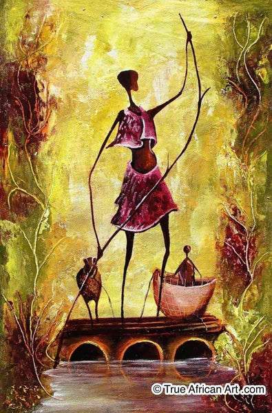 "Willie Wamuti  |  Kenya  |  ""Water Journey""  