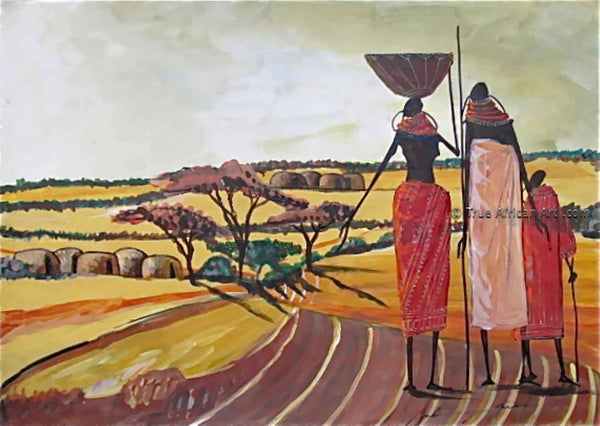 "Martin Bulinya  |  Kenya  |  ""We are Home""  