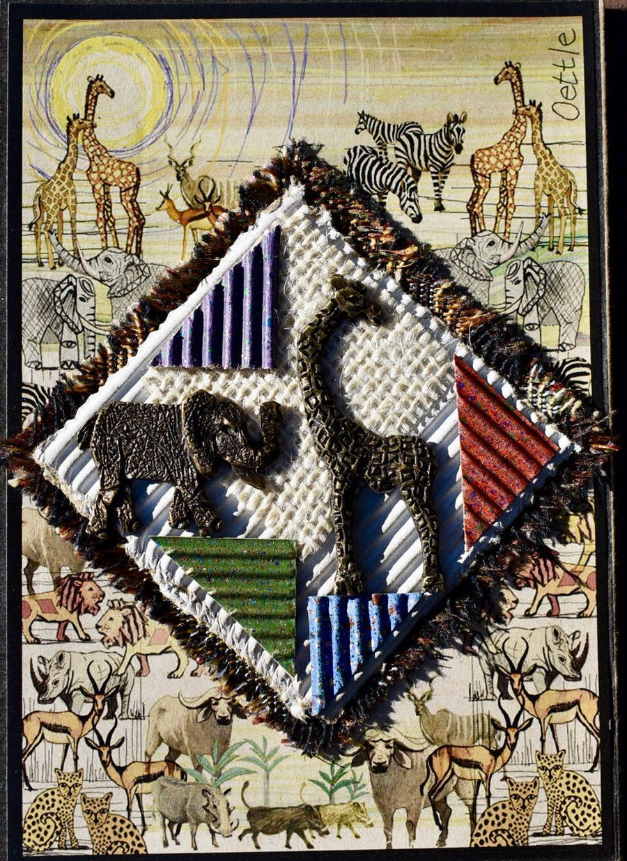 South Africa Cards - Wildlife