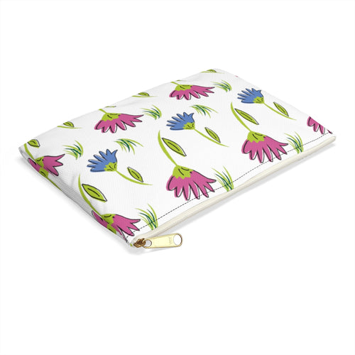 Flower Accessory Pouch