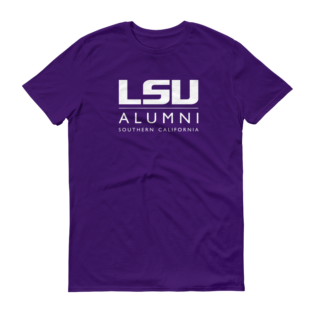 LSU SoCal Alumni Shirt v1