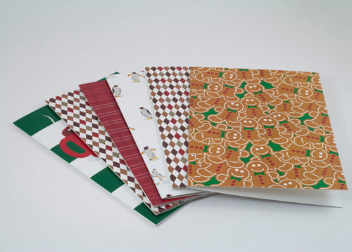 Christmas Card 6 Pack - Holiday Cards