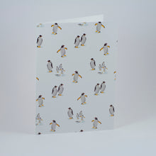 Penguin Party - Holiday Card