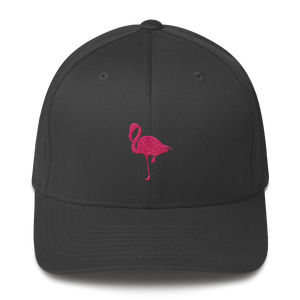 Flamingo - Structured Twill Cap