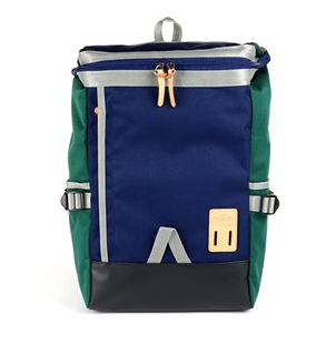 Harvest Label Big Mouth Backpack - Urban Depot Leederville