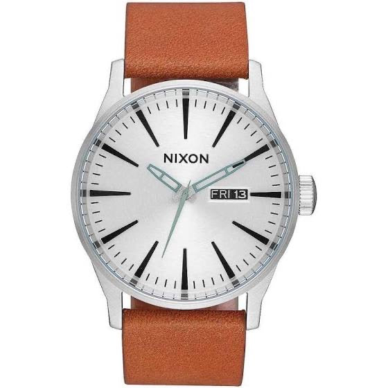 Nixon Sentry Leather - Urban Depot Leederville