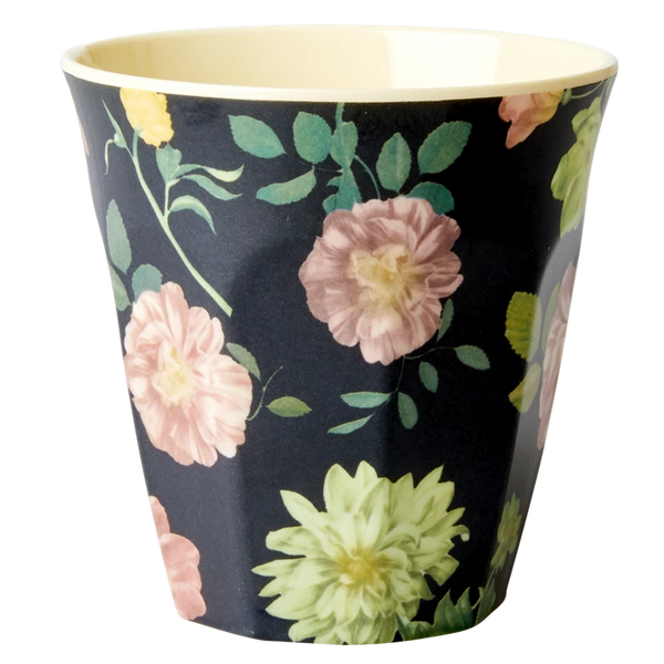 Rice Melamine Cup Medium