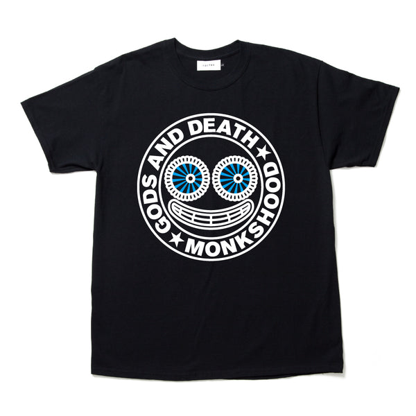 Gods and Death Tee (Black)