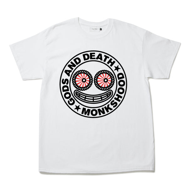 Gods and Death Tee(White)