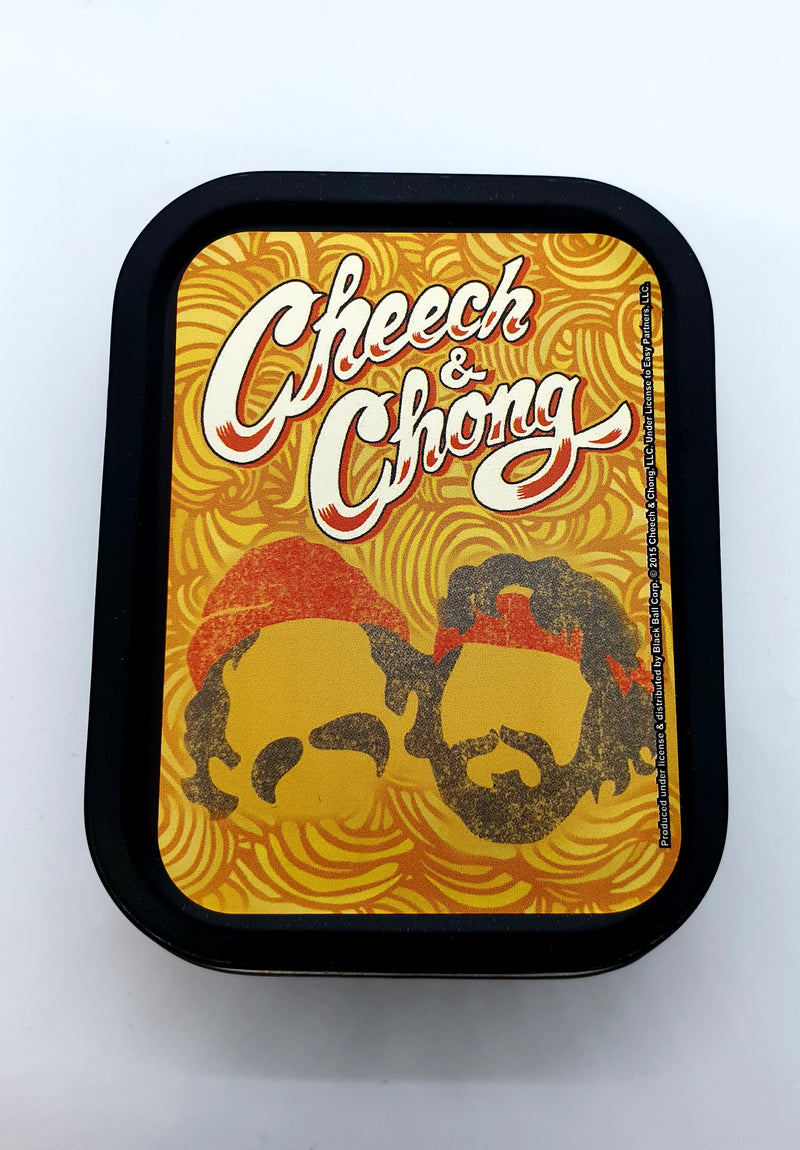 Cheeech N Chong Faces Mini Stash Tin