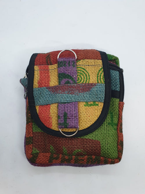Pure Hemp Shoulder Bag