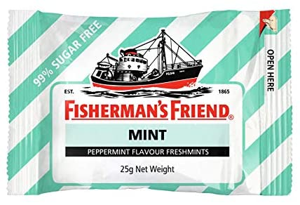 Fisherman's Friend Strong Mint Freshmints 25g