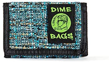 Dime Bags Trifold Hempster Wallet - Classic Trifold - Glass