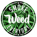 SEVEN LEAF SMOKE WEED EVERYDAY WHITE T-SHIRT – MEN'S