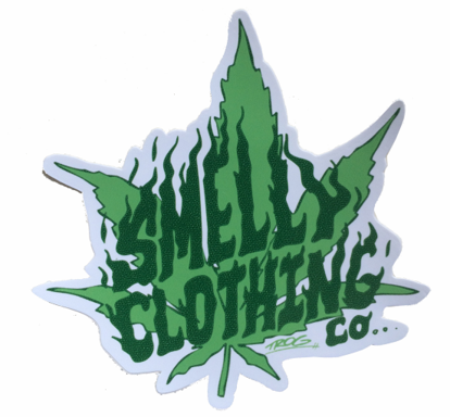 SMELLY CLOTHING CO LEAF