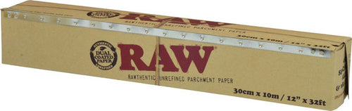 Raw Rawthentic Unrefined Parchment Paper Roll