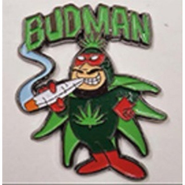 Budman Hat Pin