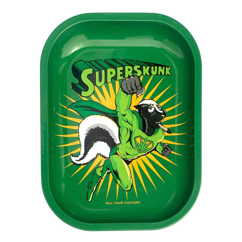 "Super Skunk Rolling Tray - 5.5""x7"""