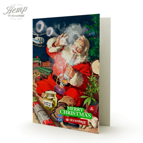 STONEY CHRISTMAS HEMP CARDS