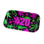 V-SYNDICATE 420 VIBRANT ROLLING TRAY
