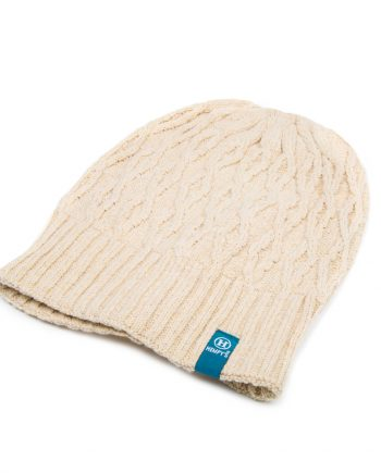 Hemp Line Up Beanie - Wheat