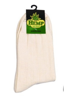 Men's Hemp Cotton Regular Socks