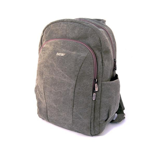 Sativa Laptop Backpack - Khaki