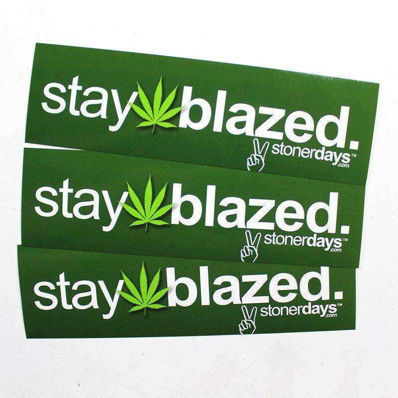 STAY BLAZED STICKER PACK
