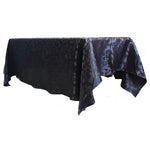House of Hamilton Table Cloth - Black