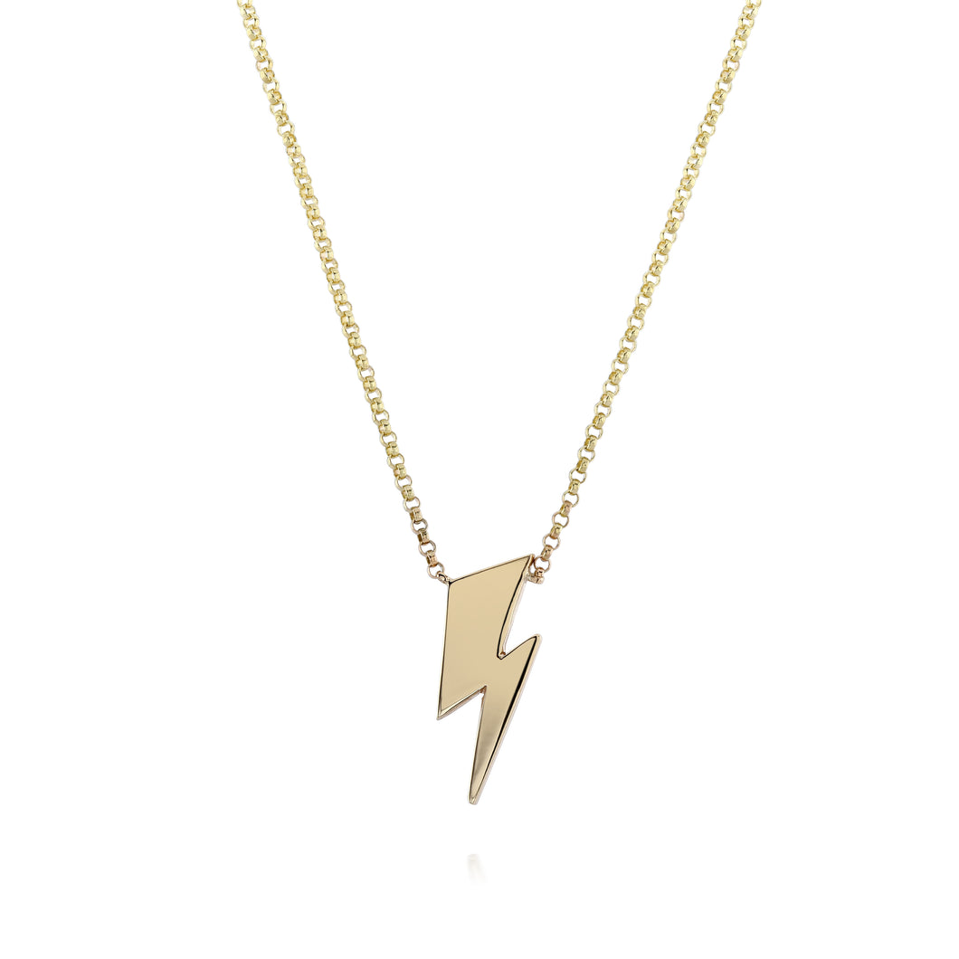 Bowie Flash Necklace