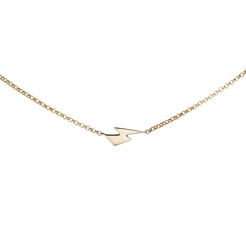 Bowie Flash Necklace Mini