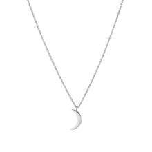 Load image into Gallery viewer, Crescent Mini Moon Necklace
