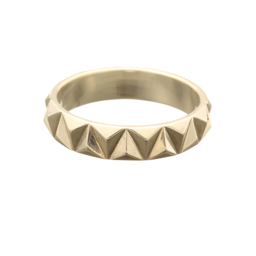 Louise wade his rocka ring gold detail