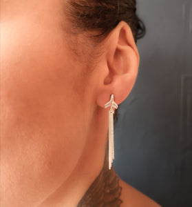 Jet Set Earrings