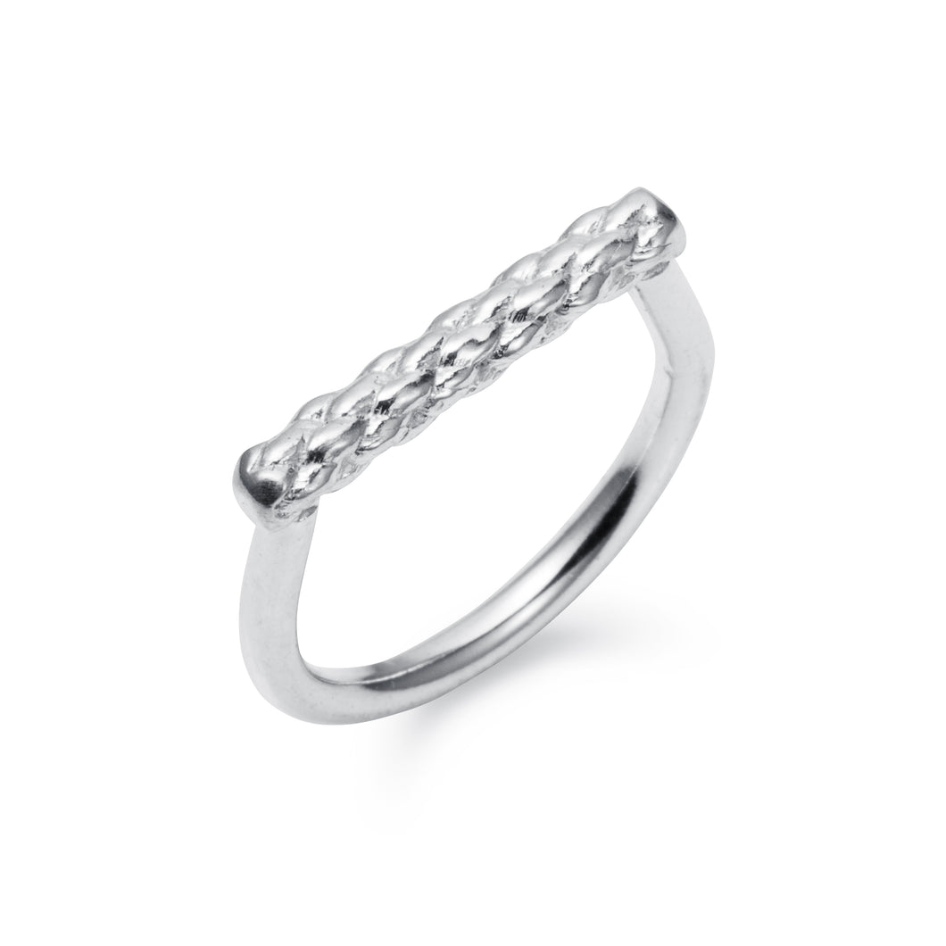 Linea Rope Ring