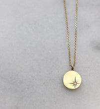 Northern Star Diamond Necklace