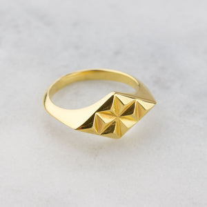 Rocka Signet Ring
