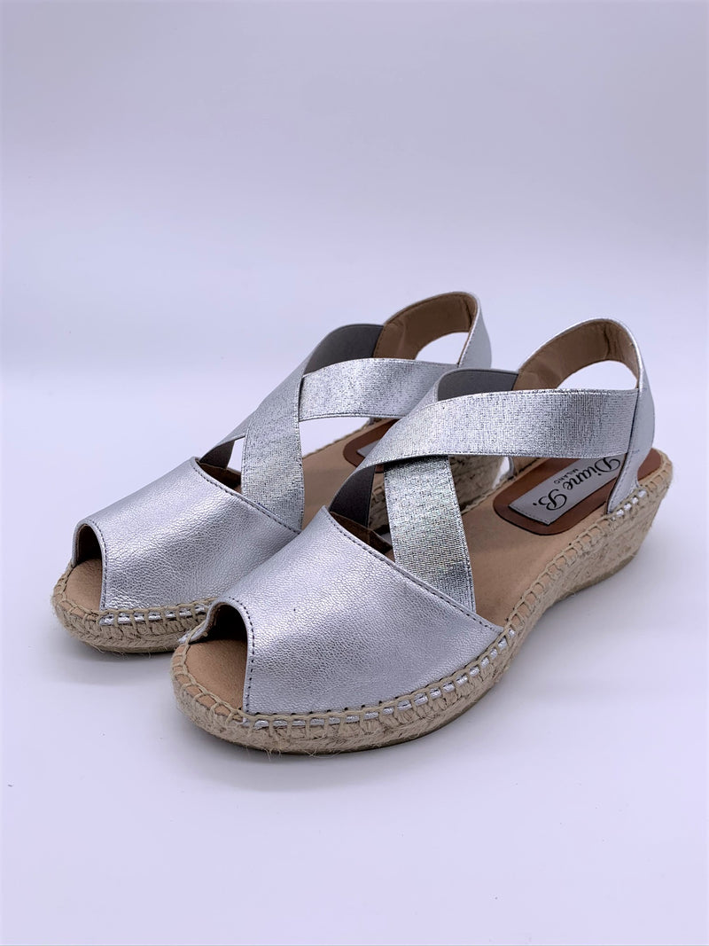 """Spirit Low Wedge Espadrille"""