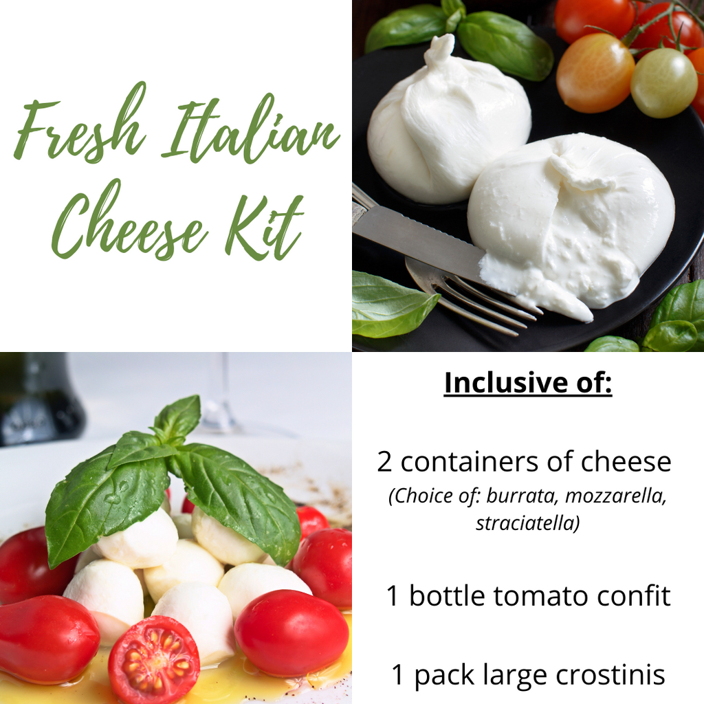 Fresh Italian Cheese Kit
