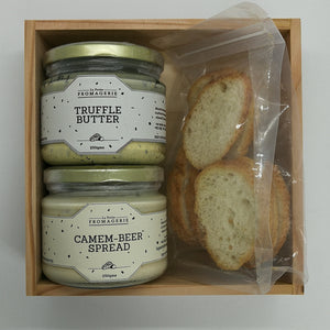Camem-beer and Truffle Butter Gift Box