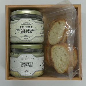 Truffle Spread and Truffle Butter Gift Box