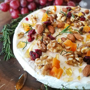Double Brie with Fruits & Nuts