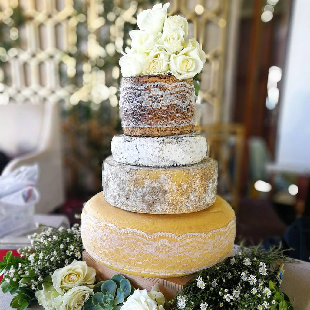 4-tier Cheese Tower