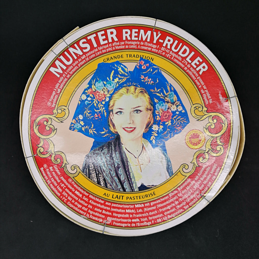 Munster Remy Ruddler