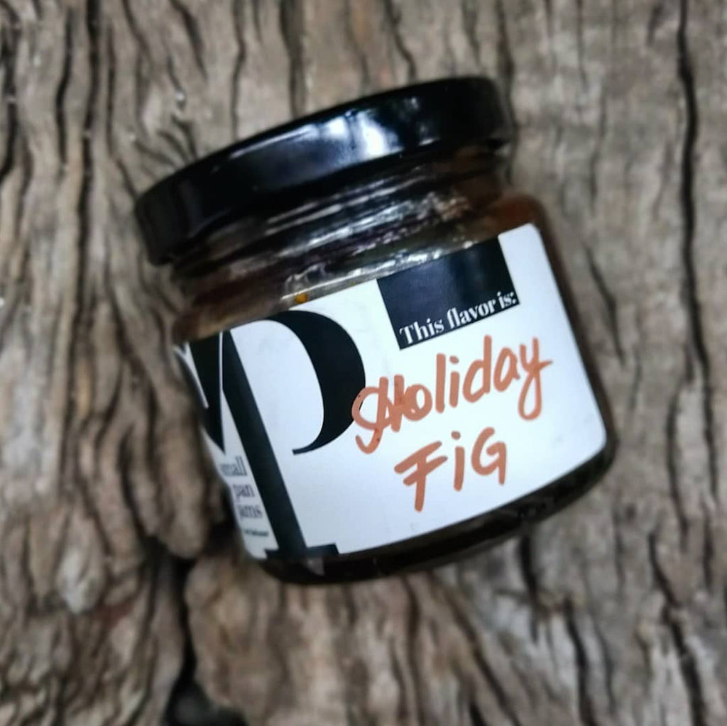 Holiday Fig Jam by Small Pan Jams