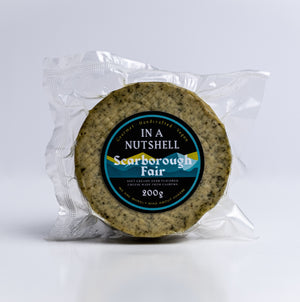 Vegan Scarborough Fair Cheese