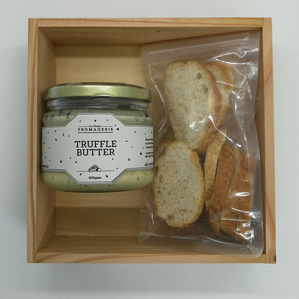 1 Truffle Butter Gift Box