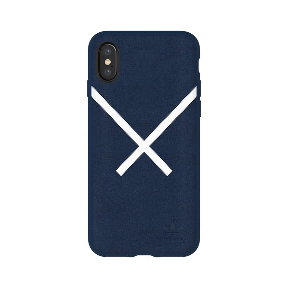 adidas(アディダス) Originals iPhoneX 背面型 ケース OR-XBYO-Moulded Collegiate Navy